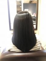 艶髪髪質改善トリートメントがつやつやすぎた 天神/大名 筑紫野/朝倉街道 tuuli Michiya